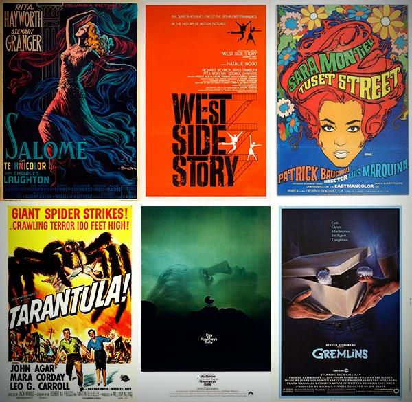8 Cartelistas imprescindibles de la historia del cine