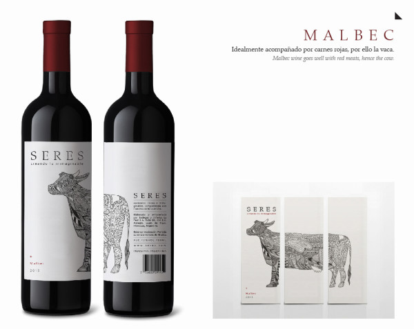 Packaging diseñado por Lu Paul