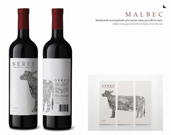 Packaging diseñado por Lu Paul