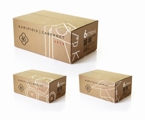 Packaging diseñado por Lumionus