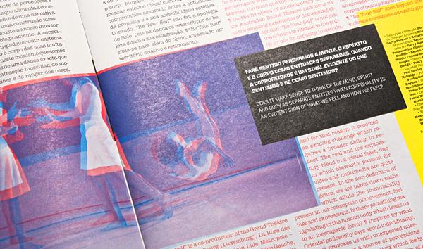Diseño editorial elegante