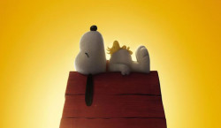 Cartel de la película Carlitos y Snoopy