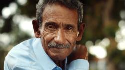 Retrato del poeta Arruda Sobrinho