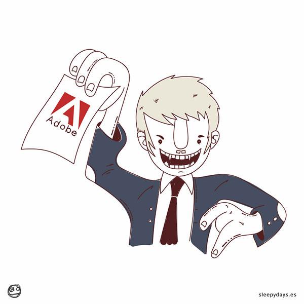 Inspector de Adobe para halloween