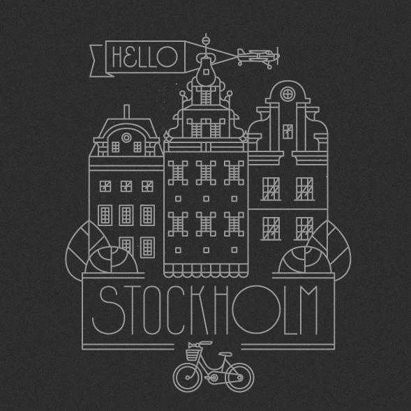 Estocolmo por Dock 57