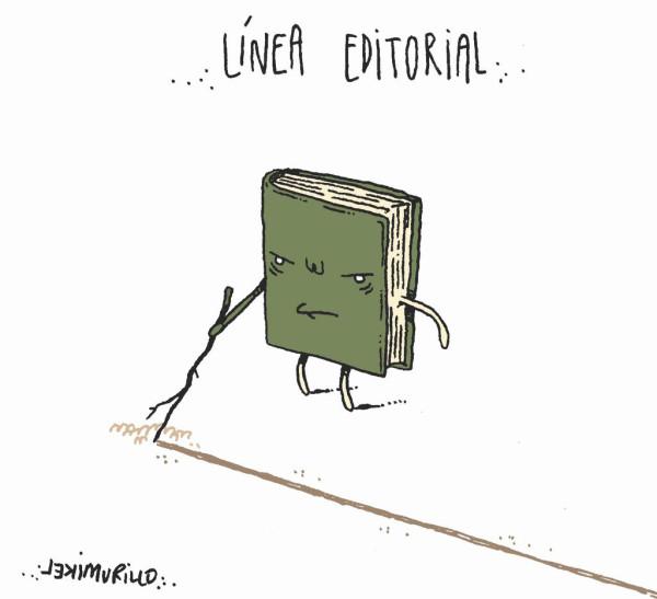 Línea Editorial, por Mikel Murillo