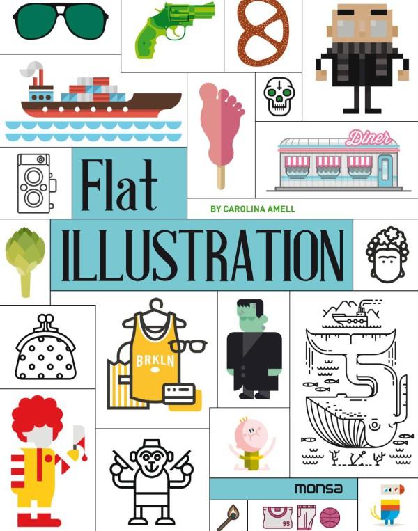 flat illustration_sleepydays