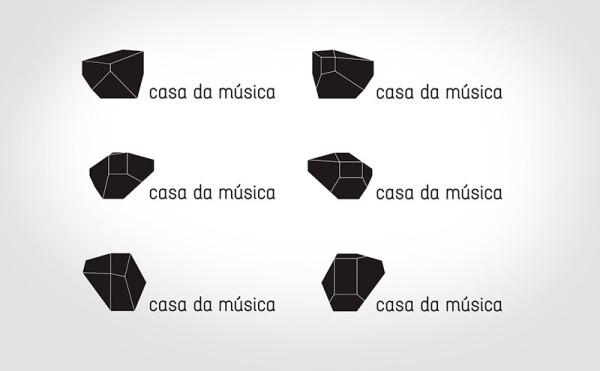 Branding de Casa da música de Steffan Sagmeister