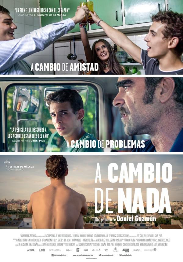 Cartel de la película A cambio de nada