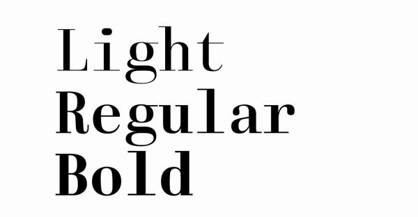 Laplace mono, una tipografía monoespaciada