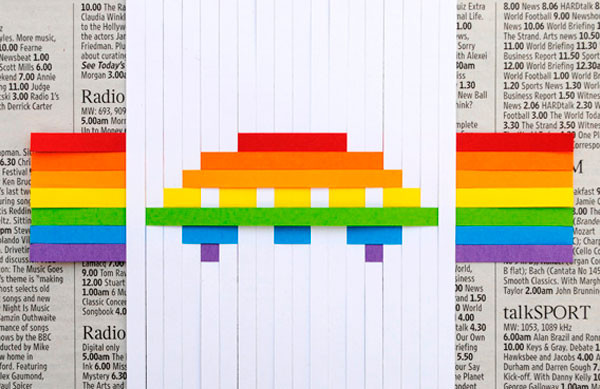 1-paper-craft-woven-paper-space-invaders