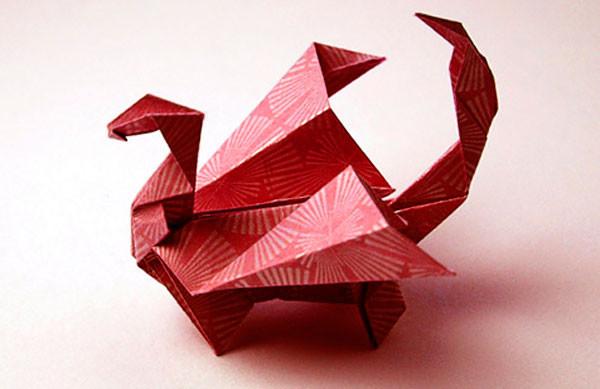 7-paper-craft-tutorial-origami-animal