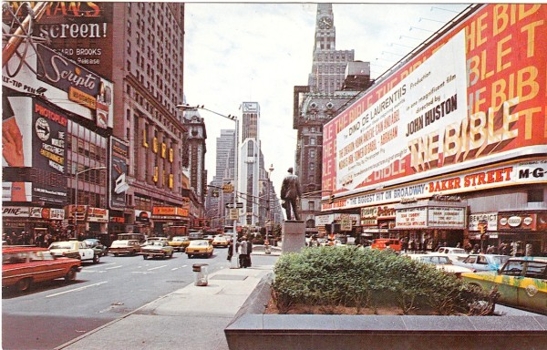evolucion-publicidad-edificios-new-york-times-square-1964