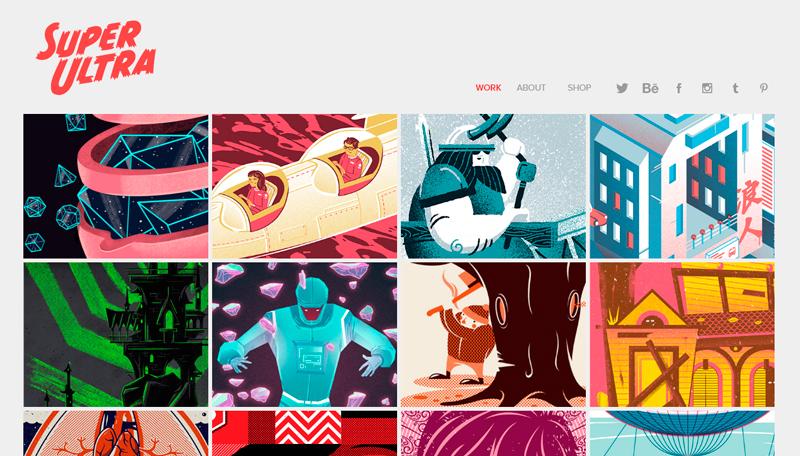 como hacer un portfolio digital online porfolio adobe
