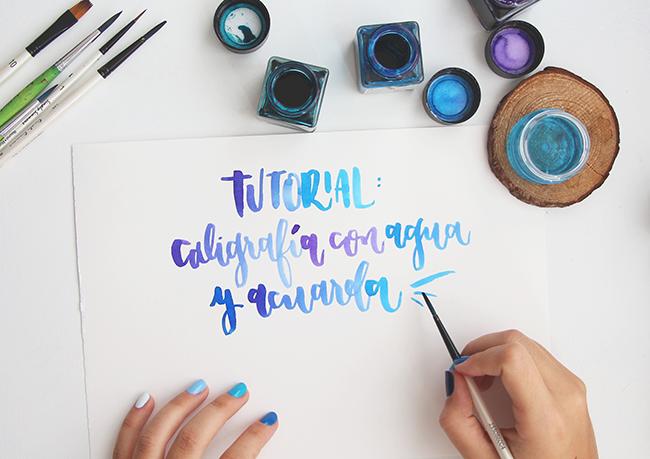 caligrafia-tutorial-acuarela-