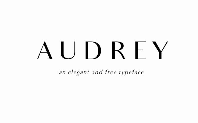 descargar-tipografia-gratis-audry