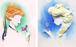 jackie-huang-disney-paper-craft-elsa-anna-frozen-00