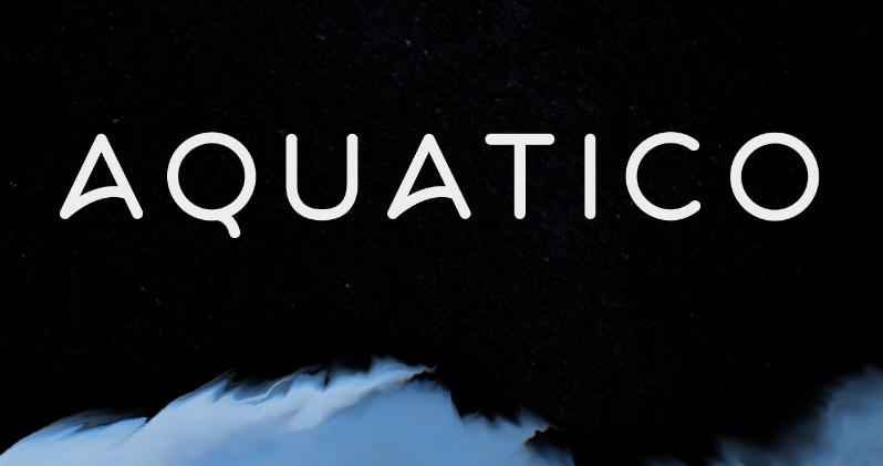 tipografia-gratis-descargar-aquatico