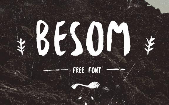 tipografia-gratis-descargar-besom
