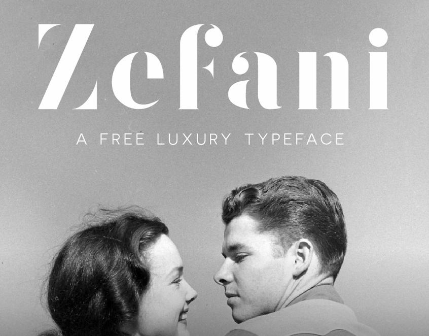 tipografia-gratis-descargar-zefani