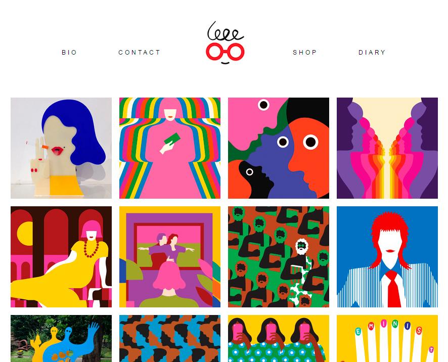 como hacer un portfolio digital online porfolio web