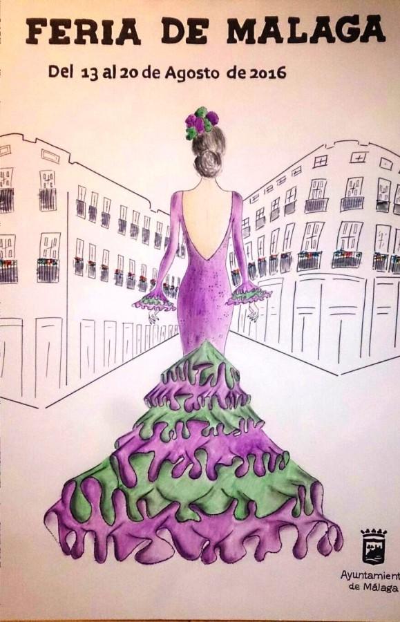 Feria de m laga las propuestas que optaban a concurso for Feria outlet malaga 2017