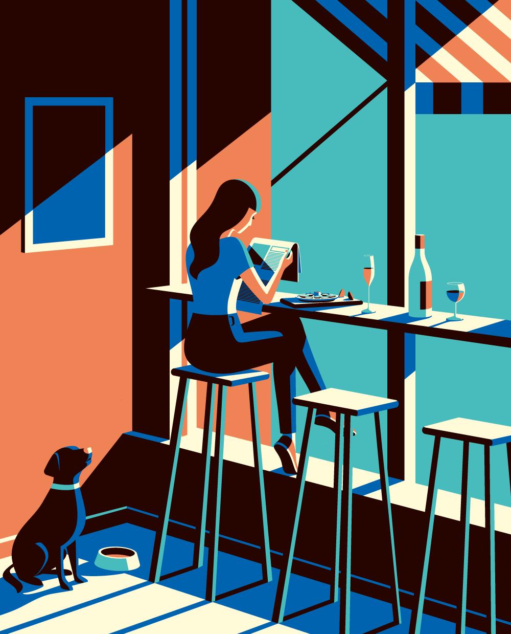 malika favre ilustration