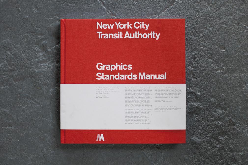 manual identidad metro nueva york