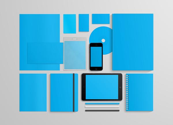 mockup gratis papeleria corporativa branding 03