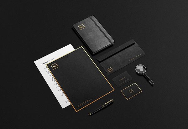 mockup gratis papeleria corporativa branding 06