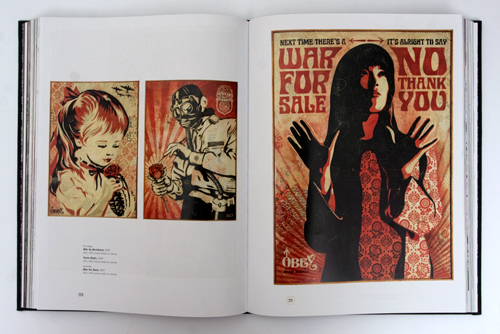 obey supply and demand book libro art of shepard fairey 3