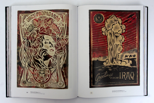 obey supply and demand book libro art of shepard fairey 4