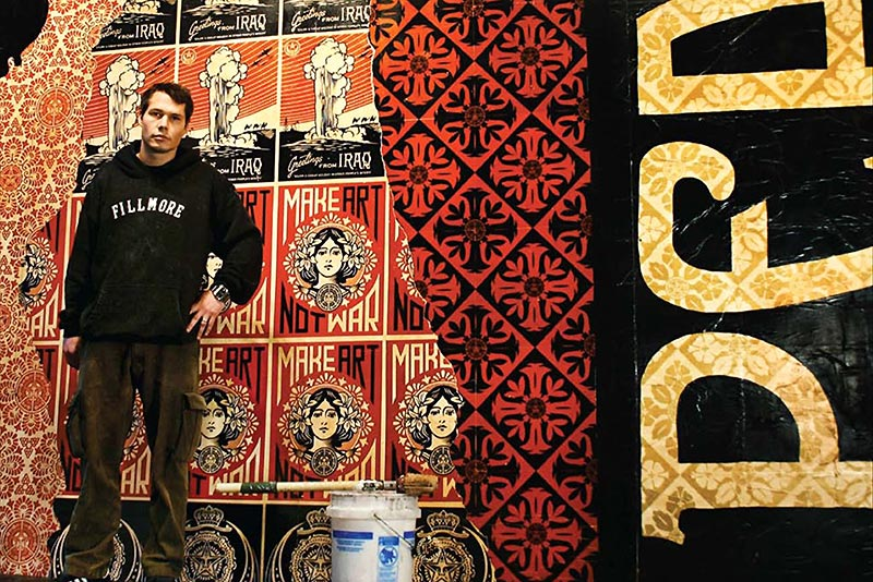 obey supply and demand book libro art of shepard fairey