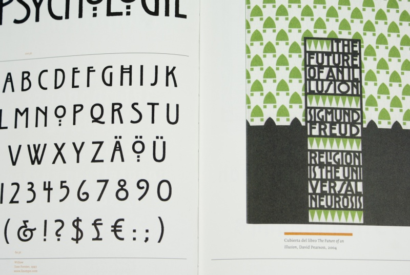 retrofonts libro book mejores tipografias fuentes retro 12