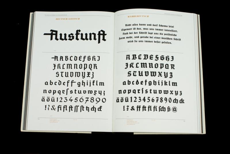 retrofonts libro book mejores tipografias fuentes retro 4