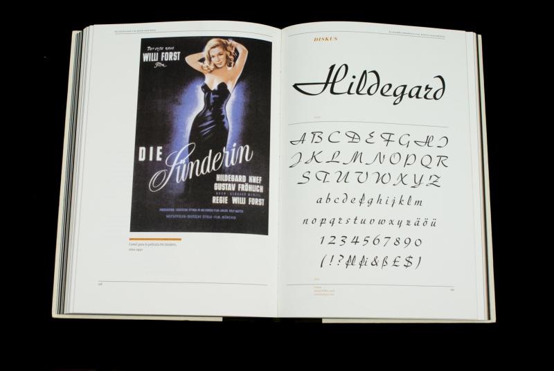 retrofonts libro book mejores tipografias fuentes retro