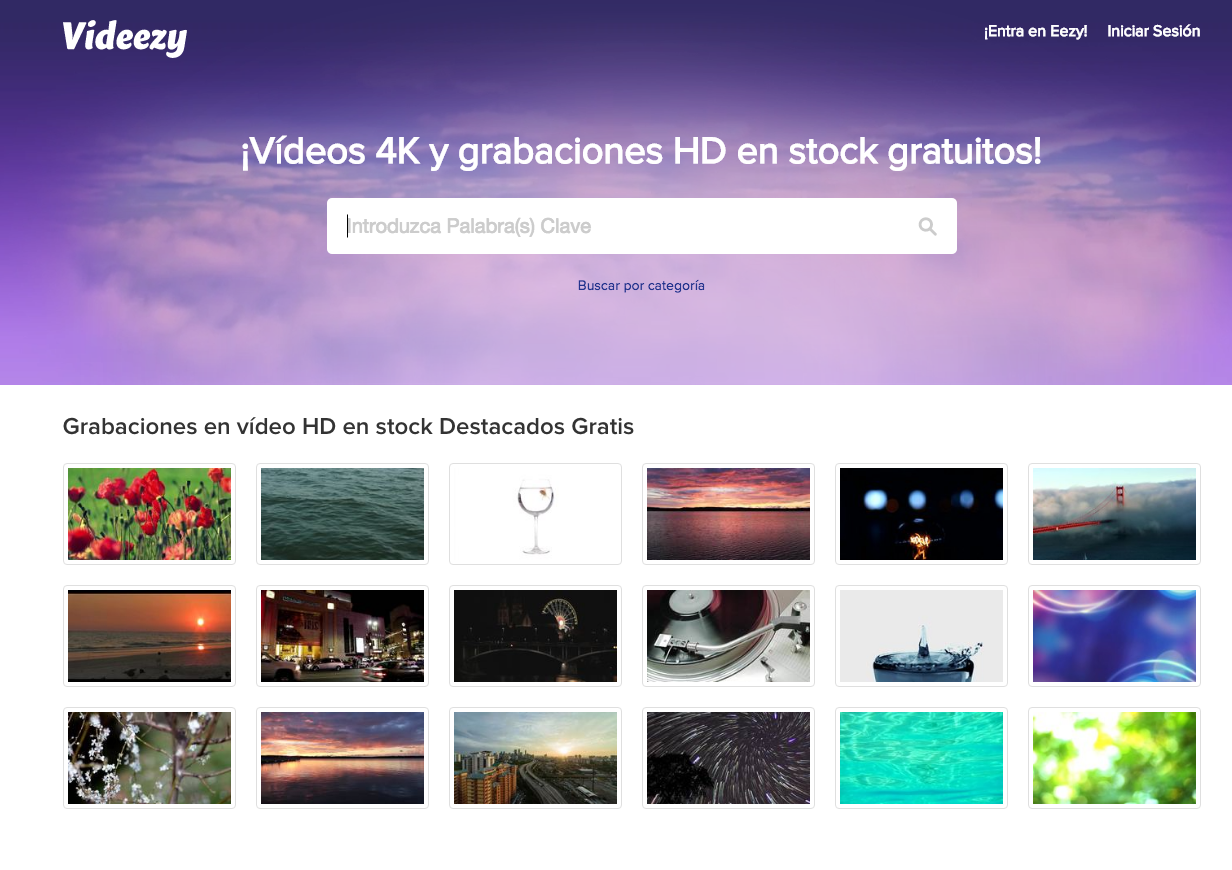Las Mejores Paginas Del Mundo De Videos De Stock Gratis Sleepydays