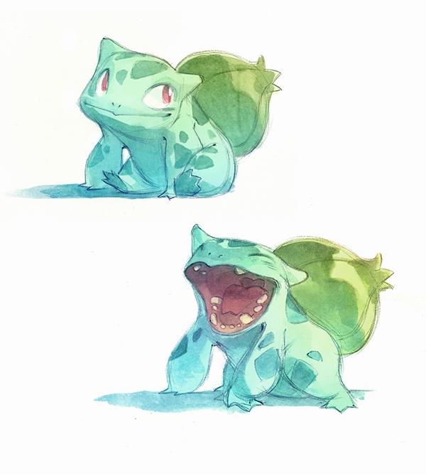 acuarelas pokemon go nicholas kole 02