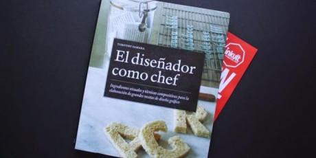 disenador como chef libro