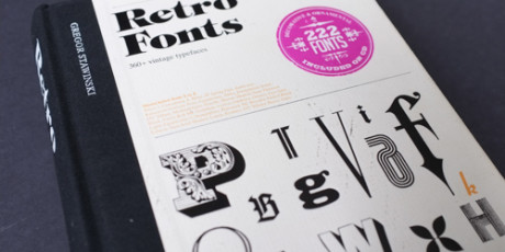 libro semana retrofonts