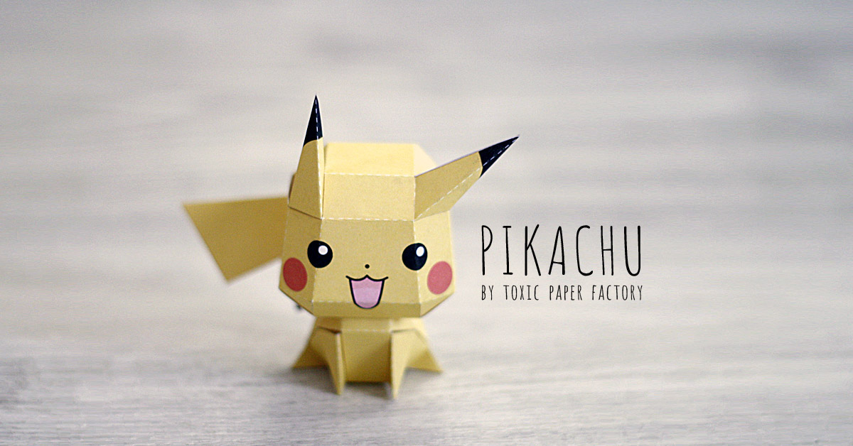 pokemon paper toy toxic paper factory vicenc 02