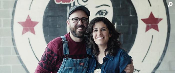 Fundadores de Cerveza La Virgen, su sueño es hacer feliz a la gente con cerveza
