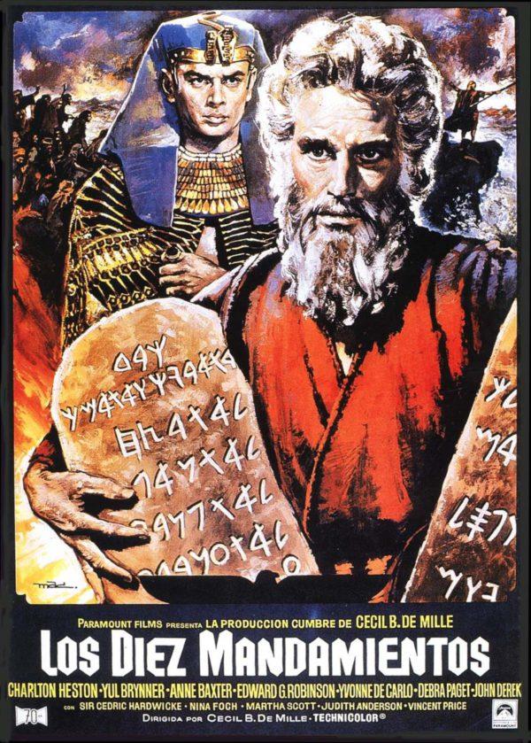 mac macario gomez poster mandamientos