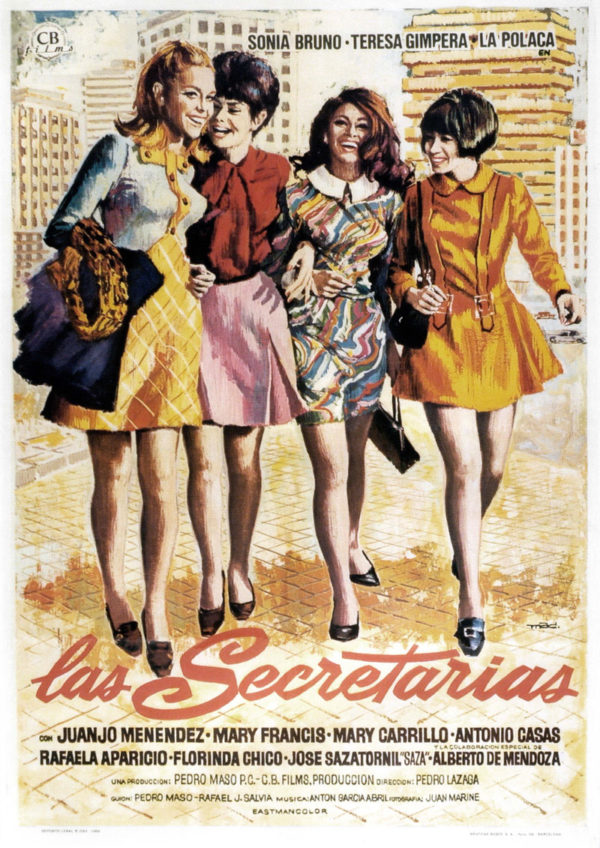 mac macario gomez poster secretarias