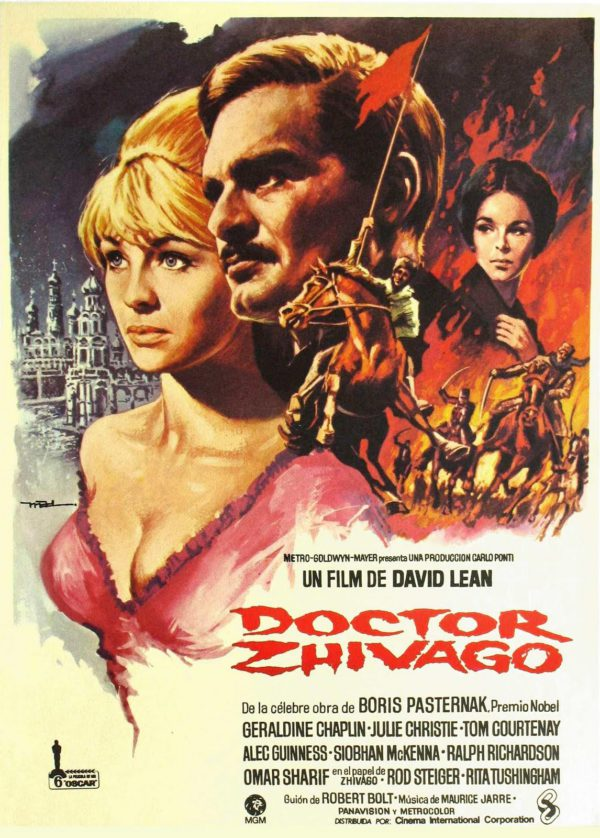 mac macario gomez poster zhivago