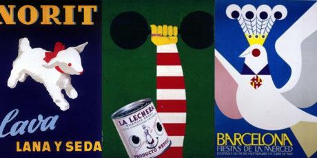 Carteles ilustrados por Josep Artigas