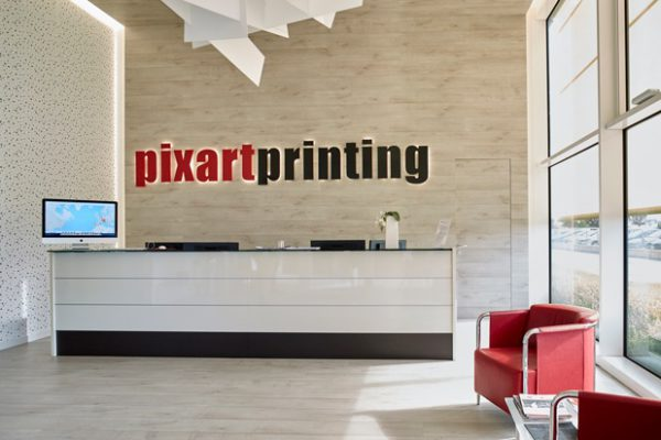 recepción pixartprinting