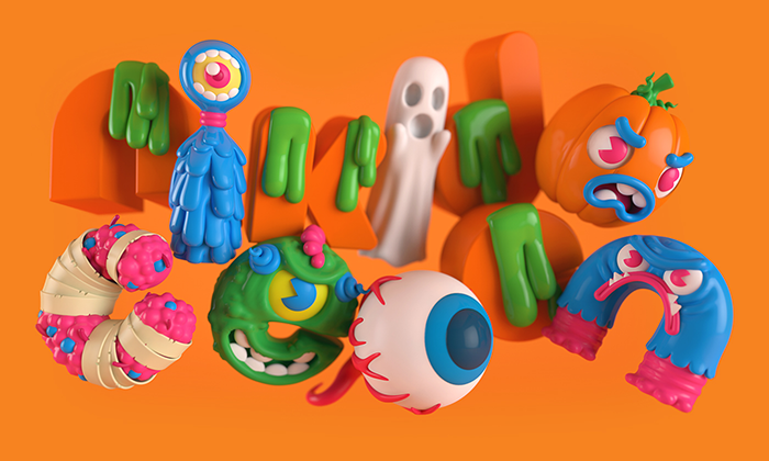 Campaña Halloween 2016 Nickelodeon