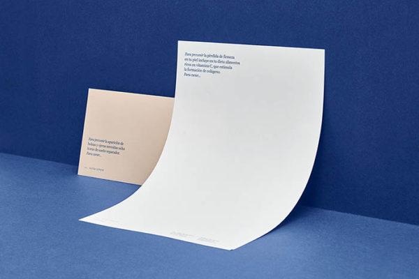 ocho diseños azul con estrella en behance
