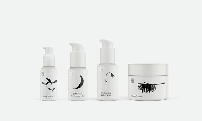 Packaging para cosméticos Snejana Hill